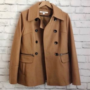 DKNY Camel Coat